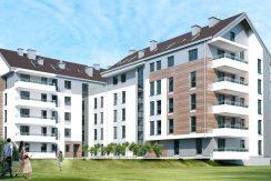 Nowe mieszkania w Kolnie